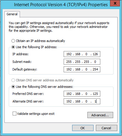 event id  network configuration