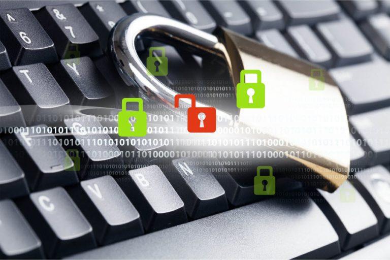 security keyboard lock
