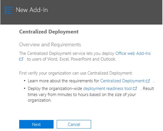Image  Centralized Deployment Copy