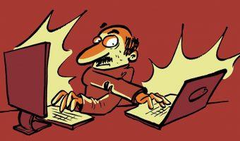 p Generic IT admin computing something image LOW
