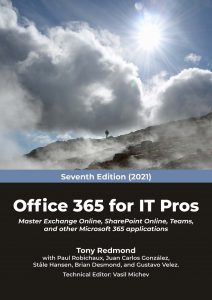 Office 365 for IT Pros 7th Edition Cover - Small