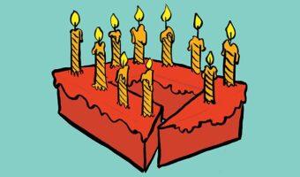 Office 365 10-year anniversary