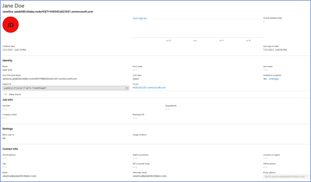 How to Convert Azure B2B Guest Users to Members While Maintaining User Collaboration
