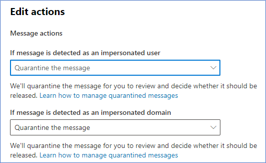 Getting the Most out of Microsoft Defender for Office 365 Policies
